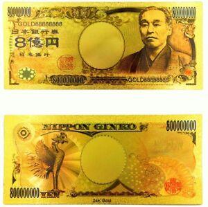 JAPON-JAPAN-BILLET-POLYMER-034-OR-034-DU-800-000-000-YEN