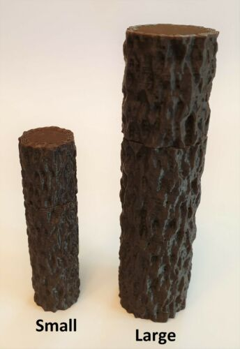Fake Log//Branch//Stick 2 Sizes Geocache Container Ready To Place Sneaky