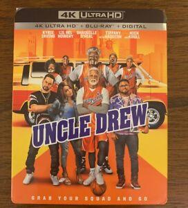 Uncle-Drew-4K-Ultra-HD-Blu-ray-amp-Digital-Brand-New-Sealed