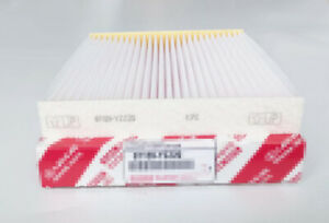 NEW Genuine OEM A//C CABIN AIR FILTER for Toyota /& Lexus Vehicles P//N 87139-YZZ20