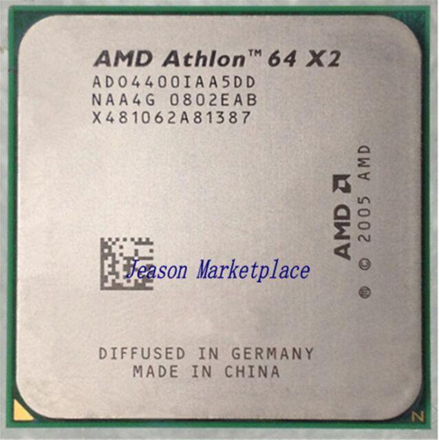 DOWNLOAD DRIVER: AMD ATHLON 64 X2 DUAL CORE PROCESSOR 4400