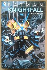 BATMAN: KNIGHTFALL Volume 2: Knightquest - DC GRAPHIC NOVEL - 666 Pages