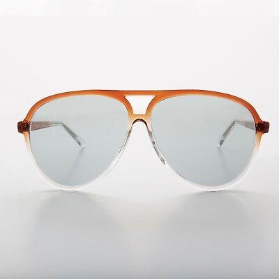 Dettagli su Pilota Occhiali da Sole Vetro Corning Fotocromatica Lenti Marrone Sfumato