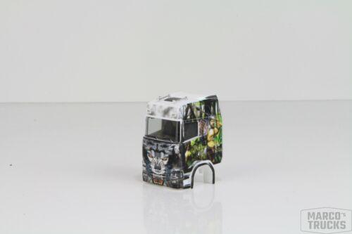"Arminius-Truck/"" 121989 //H10831 Herpa Scania CS 20 HD Kabine /""Heide Logistik"