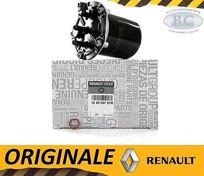 Filtro Carburante Originale Captur Clio IV 1.5 Dci Diesel Renault 164000797R