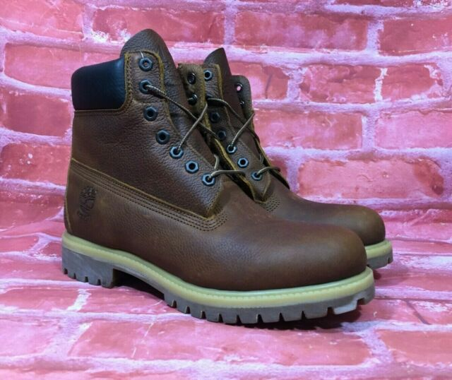 new high biggest discount hot sale TIMBERLAND 45TH ANNIVERSARY 6-INCH PREMIUM WATERPROOF BOOTS A1R18 MENS SIZE  9