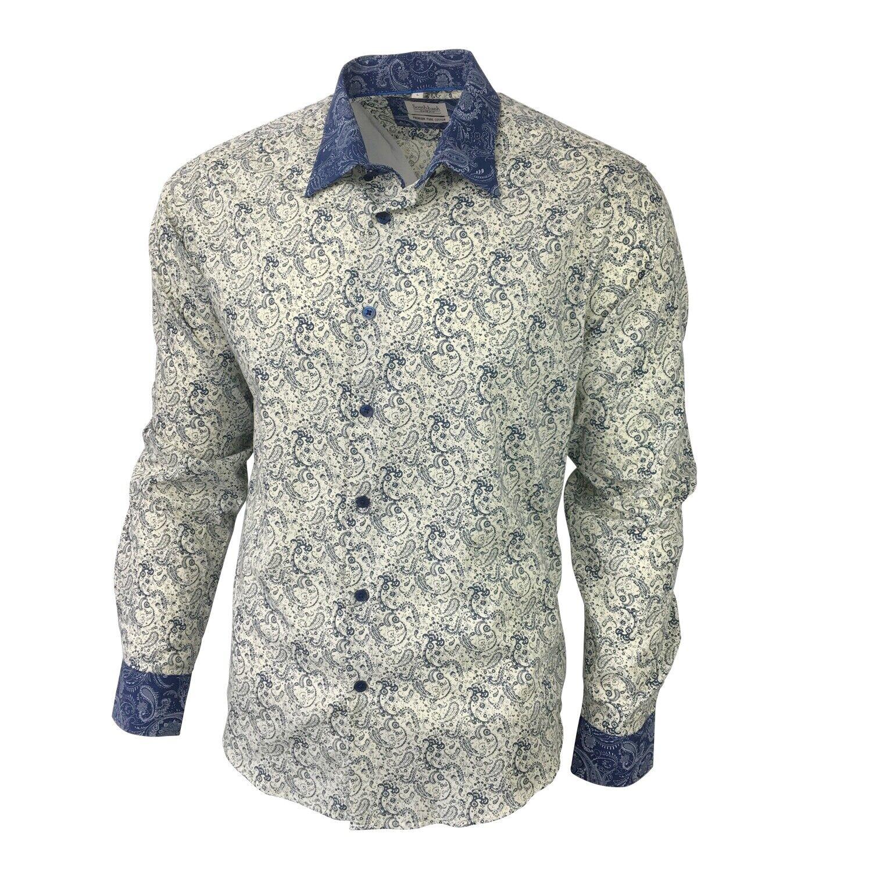 Southbank Shirt - Mushi Shiwa 9AF2