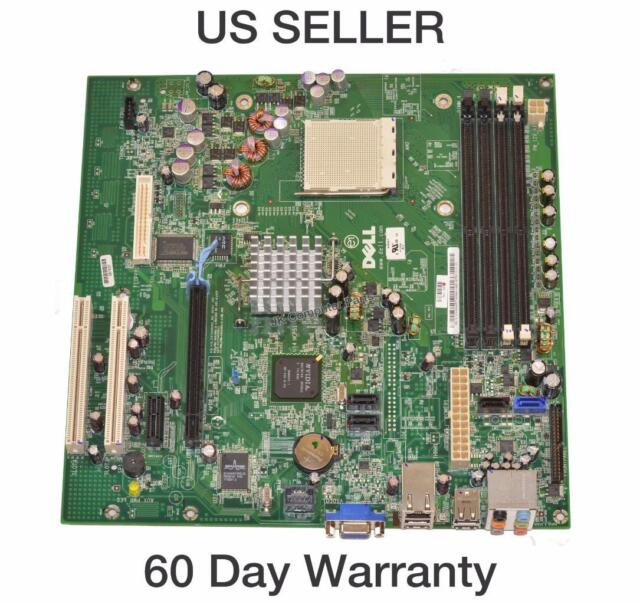 Dell Dimension E521 AMD Desktop Motherboard AM2 DUW457