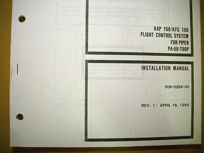 KAP 150 KFC 150 In PA 60 700 Install Adjust Manual EBay