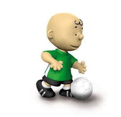Snoopy et les Peanuts figurine Charlie Brown Footballeur 5,5 cm Schleich 013966