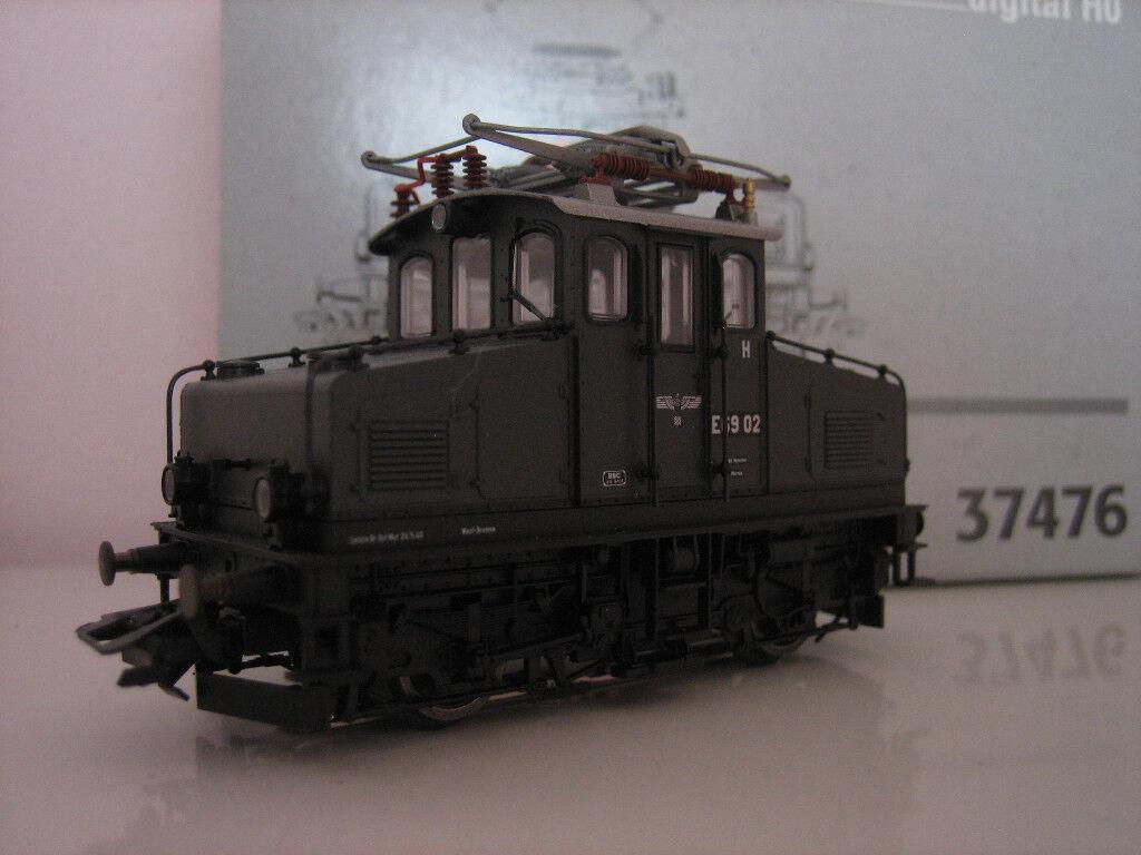 MÄRKLIN H0 Locomotora eléctrica 37476 E69 DB PAULINE emb.orig Condición Nuevo De