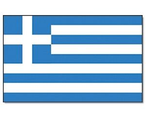 FAHNE GRIECHENLAND FLAGGE GREECE 90 X 150 CM NEU /& OVP