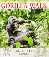 Gorilla Walk Ted & Betsy Lewin Brand Hardcover Book Ebay Best Price