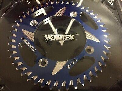 Vortex 505-46 Silver 46-Tooth Rear Sprocket