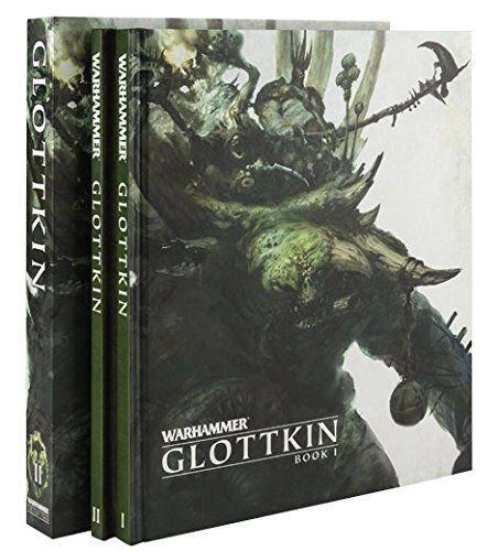 Warhammer the end  times Glottkin expansion-voituretonnée édition spéciale  bonne réputation