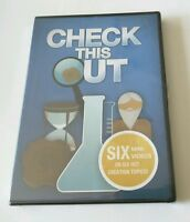 Check This Out: Six Mini-videos On Six Hot Creation Topics new