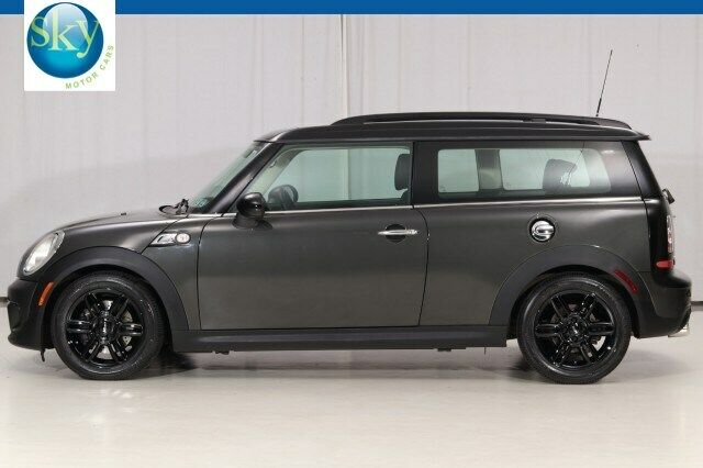 2013 MINI Clubman S 6-Speed Manual