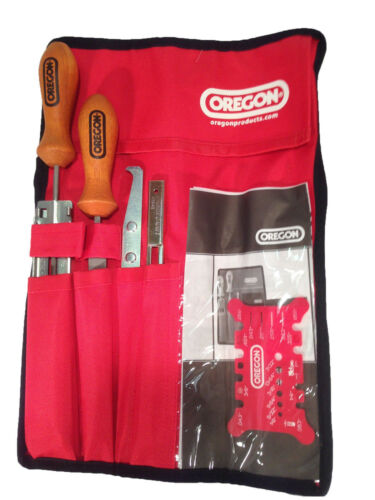 OREGON 558488 CHAINSAW SHARPENING FILING KIT POUCH FITS STIHL 011 TYP 91 PICCO