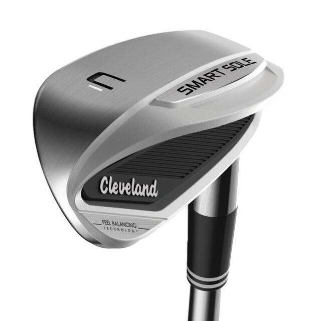 New Cleveland Golf Smart Sole 3C Wedge 42 Degree Wedge Flex Steel Shaft