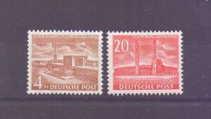 Berlin-1953-Berliner-Bauten-MiNr-112-113-postfrisch-Michel-70-00-551