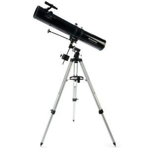 powerseeker-114eq-telescope-celestron-equatorial-international-with-motor-kit
