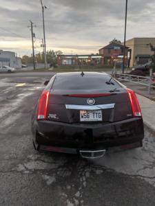 2015 Cadillac CTS N