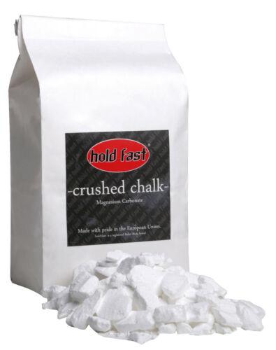 Gym Chalk Magnesia Kreide Kletterkreide 250g hold fast Crushed Chalk
