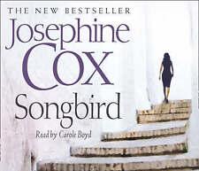 Songbird by Josephine Cox 3xCD Audio Book