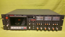 "Tascam 133 Multi-Image 19"" rack mount Cassette Deck Recorder"