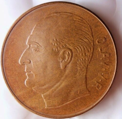 Norway Bin #2//4 FREE SHIP 1972 NORWAY 5 ORE Great Collectible Coin MOOSE