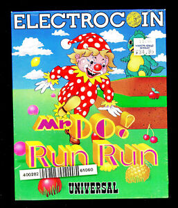 Details about Mr Do! Do Run Run Atari ST New Sealed SIB Vintage Video Game  Rare