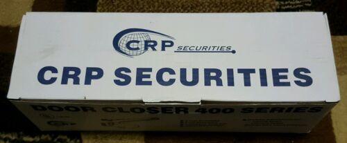 Cal-Royal 430-P Series Commercial Grade Door Closer Size 3 Spring Aluminum