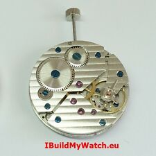 Seagull ST3600 TY3600 ST36 clone of Unitas 6497-2 Manual winding watch movement