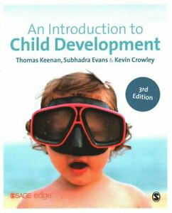 An-Introduction-to-Child-Development-by-Thomas-Keenan-9781446274026-Brand-New