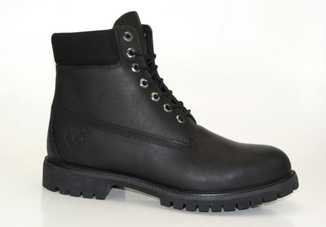 Timberland 6 Pulgadas Premium Boots Waterproof Botas de Hombre Cordón 10054