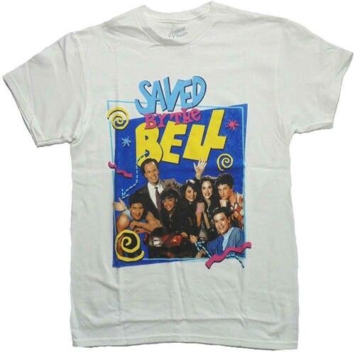 MEN/'S SAVED BY THE BELL ORIGINAL TV CLASSIC TEE