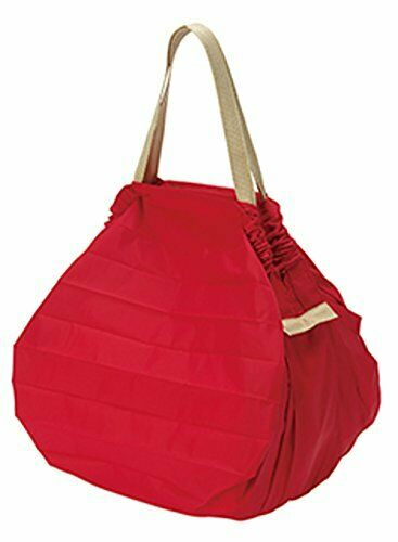 Mena Shupatto compact bag M red Spat