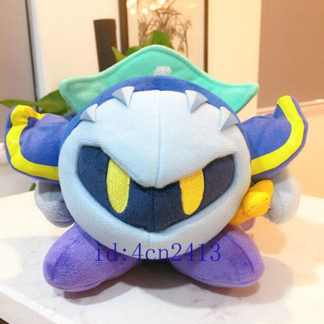 Sanei Kirby Adventure Series All Star Collection Meta Knight 5.5 Plush