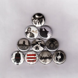 Jay z 1 pins buttons reasonable doubt blueprint 2 3 lp rap hip image is loading jay z 1 034 pins buttons reasonable doubt malvernweather Image collections