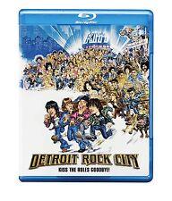 DETROIT ROCK CITY (1999 Edward Furlong)  -  Blu Ray - Sealed Region free