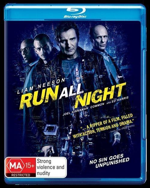 Run All Night (Blu-ray, 2015)
