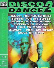 D.J. Jump  Disco Dance 2 CASSETTE ALBUM Electronic Euro-house Sono Trex Spain
