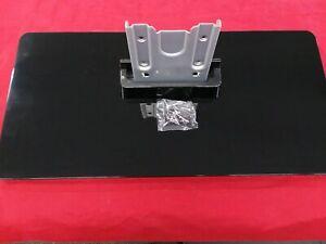 55-034-Philips-LCD-TV-55PFL4609-F7-LF501EM4-A-Black-Pedestal-Base-Stand-SCREWS