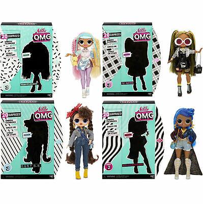 LOL Surprise OMG Series 2 Dolls Complete set new