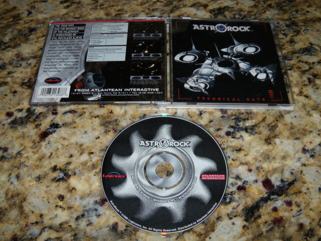 Astrorock (PC, 1996) Near Mint