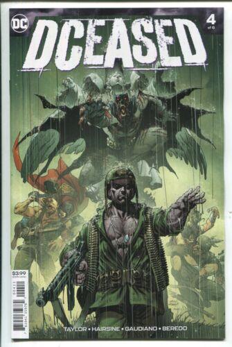 ANDY KUBERT MAIN COVER DC COMICS//2019 DCEASED #4