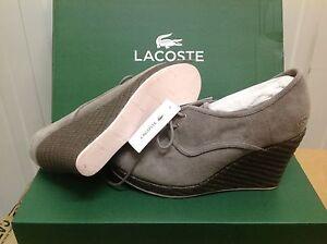 Lacoste-SUMMER-LEREN-ENERGY-2-Women-039-s-Shoes-UK-4-EU-37