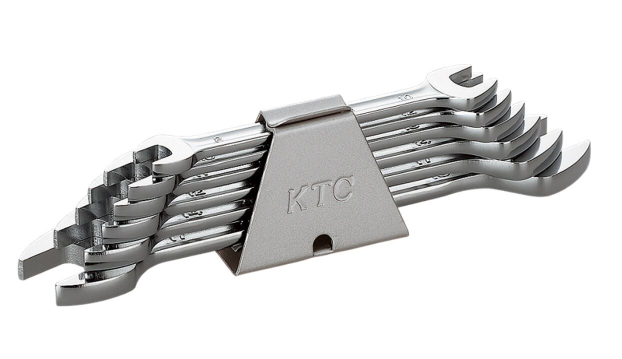 KTC / SPANNER WRENCH SET(6 pcs) / TS206 / MADE IN JAPAN
