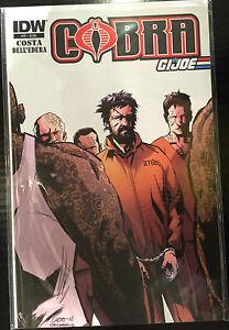 Cobra-Vol-2-17-NM-1st-Print-IDW-Comics-G-I-Joe