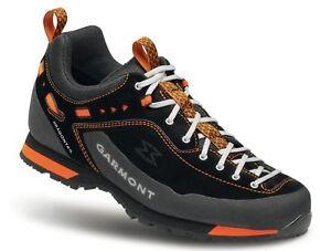 GARMONT-dragontail-LT-Chaussures-d-039-escalade-de-randonnee-noir-orange